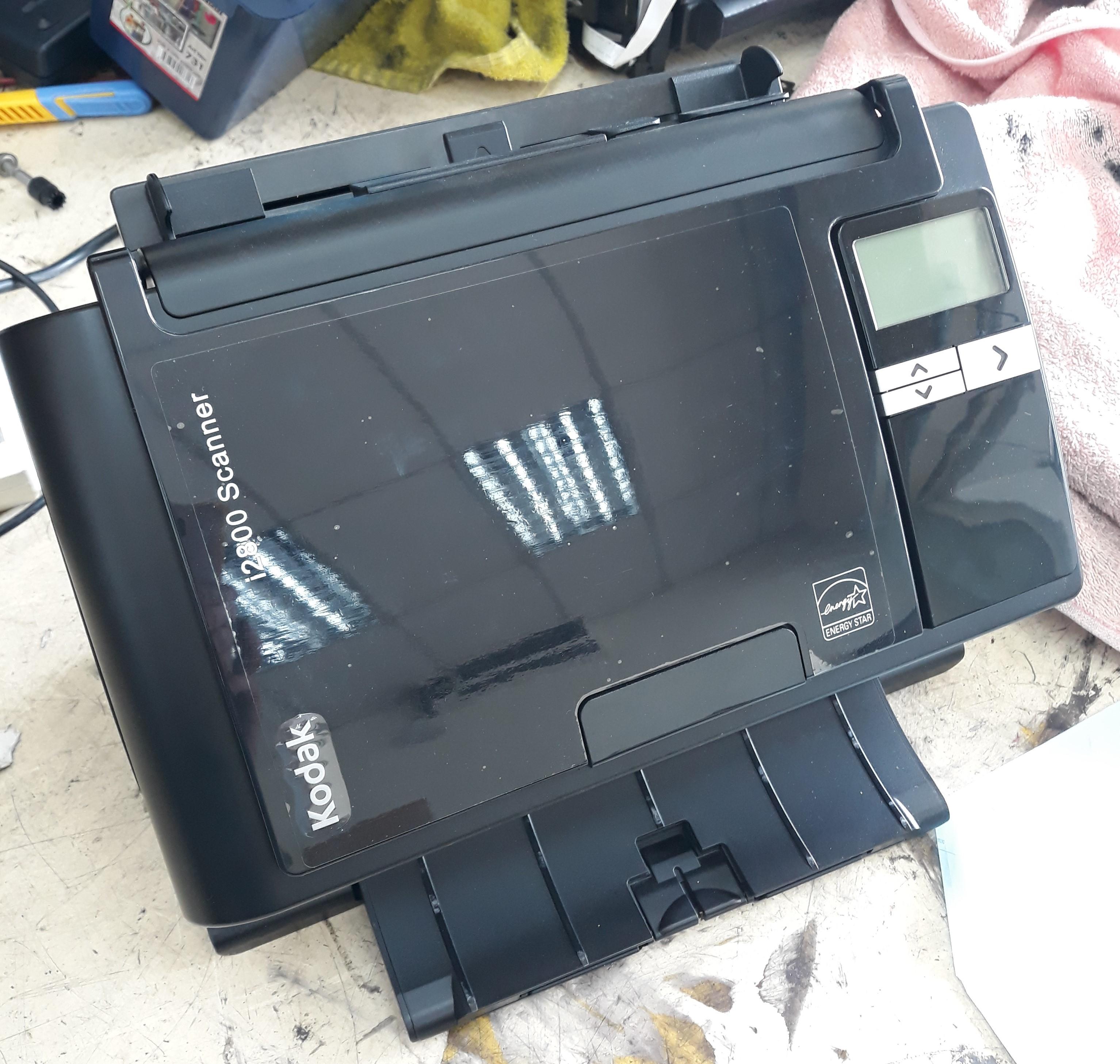 Kodak i2800 A4 ADF Scanner - Scanner Parts & Service